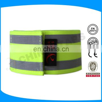 wholesale customized size reflex armband for runing, cycling