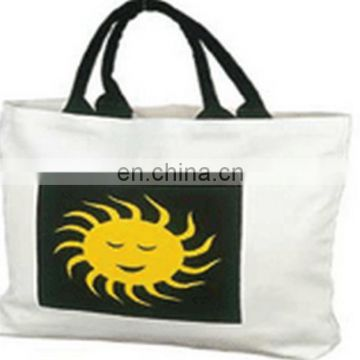 Promotional cotton canvas printed bag