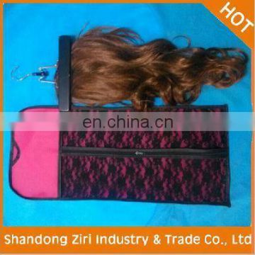 New long-lasting hair extension packaging stain bag