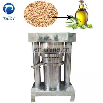 Taizy Best quality low price for sesame avocado neem almond oil extraction machine