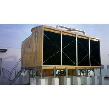 Mechanical Draught Cooling Tower Closed Circuit Square Liquid Closed Cooling Tower