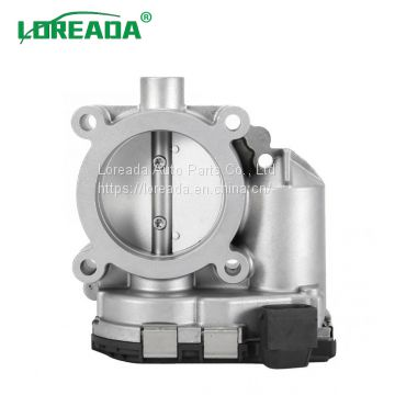 LOREADA 2661410525 A2661410525 0280750175 Throttle Body For Mercedes-Benz W169 W245 W204 S204 M266 M271