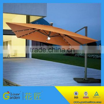 Waterproof Parasol With Led Light Garden Hanging Side Stand Patio Umbrella  Of Parasol/ Umbrella Base From China Suppliers   103683395