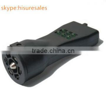 7 pin trailer adapter plug To 4 Way Flat Trailer Wiring Plug with 6 led truck and trailer lights