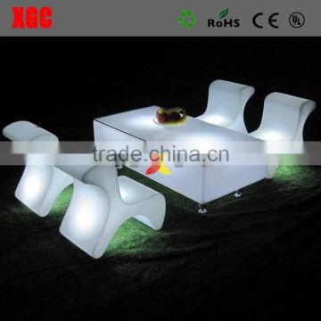 inspection table with light,glow illuminated newfurniture led