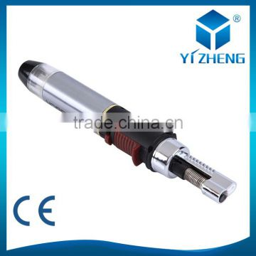 Professional BBQ Jet Flame Pencil Refillable Butane Gas Lighter Torch