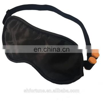 Tourism 100% silk eye masks, ear plug