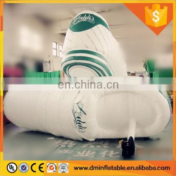 Hot ! High Quality Customized Advertising Giant Inflatable Shoe