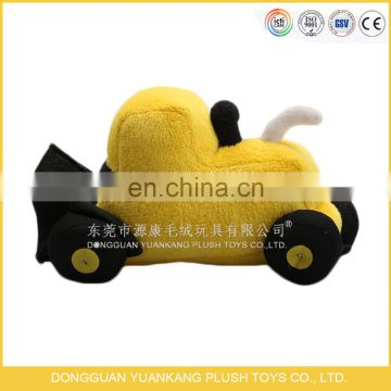 Plush Toys Supplier Soft Plush Baby Stuffed Car Toys