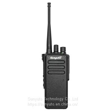 2018 new style portable walkie talkie SV-58 with cheapest price of ham radio in Sunyuto