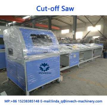 Automatic cutting saw for woodworking