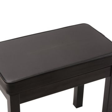 High Quality Comfortable iron and pvc leather modern Digital Piano Stool bench