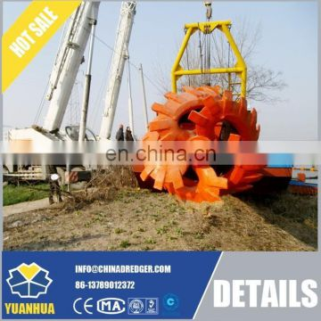 cutter suction draga dredging ship for sale