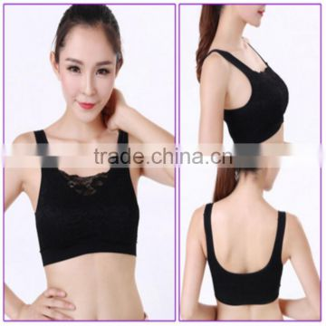 71e75a27f4e02c Free Sample New Design Hot Sale Seamless Sexy Lady Cotton Black Color Tank  Tops Wholesale Yoga Suit With Customized Type of Women sportswear from  China ...