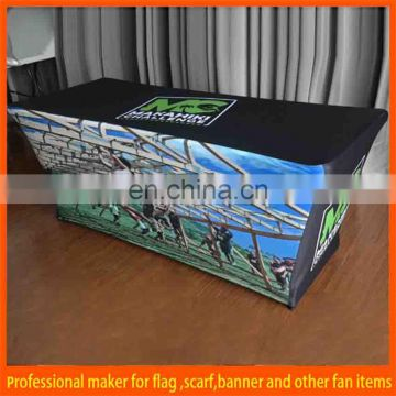 rectangle fitted spandex table covers