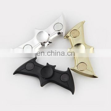 Customized brand size shape color speed material Hand Spinner fidget spinner