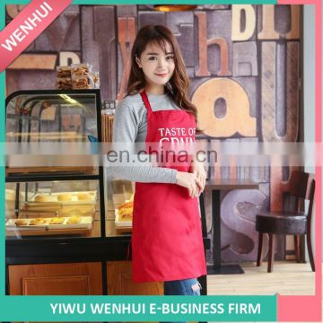 Top fashion simple design slaughter apron 2016