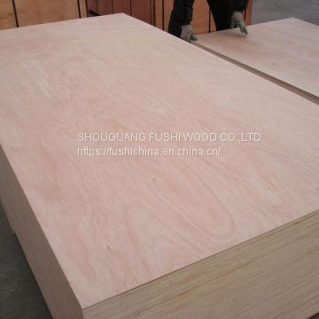 18mm poplar commercial plywood at wholesale price