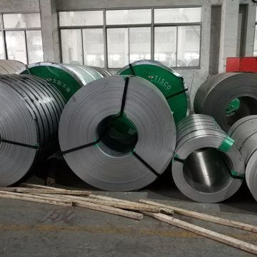 Stainless Steel Strip Coil Rolled And Cold Rolled Ss 430