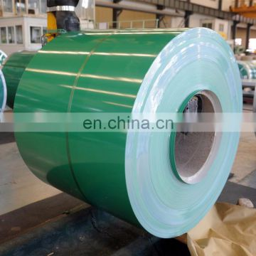 Shandong Wanteng Steel Color Coated Galvanized Steel Coil