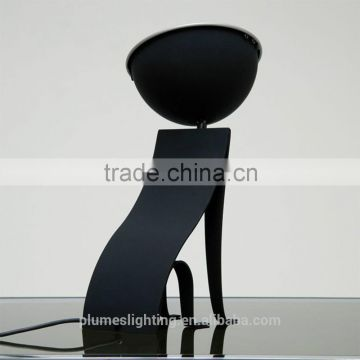 Hot sell Replica Micha-Cat Iron stoving varnish Table lamp PLT8108                                                                         Quality Choice