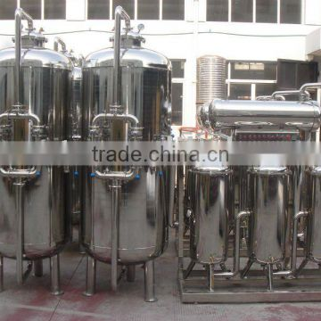 commercial water treatment equipment Water treatment equipment water cleaning machine