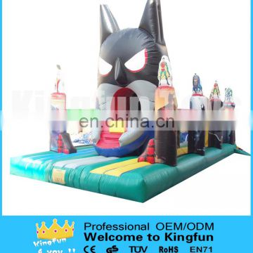 Batman inflatable slide for sale