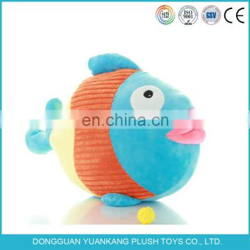 Soft Plush Heart Toy Stuffed Toy Plush Stuffed Goldfish Soft Toys