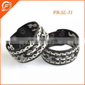 quality high fashion men's bangles for delocaration