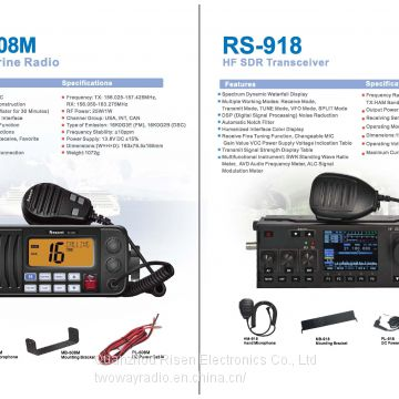 RS-918 HF SDR Transceiver of HF SDR Transceiver from China Suppliers
