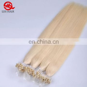 China Suppliers Russian 30 Inch Micro Ring Hair Extensions