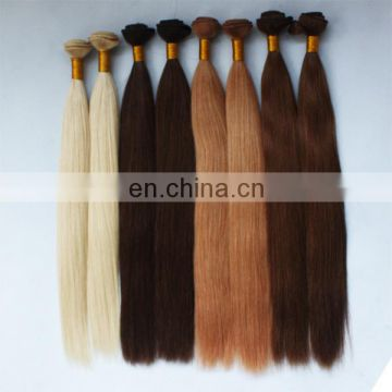 Alibaba best selling european hair blonde color european virgin hair extensions