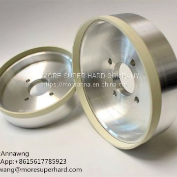 Precautions for the use of Vitrified bond super hard grinding wheel