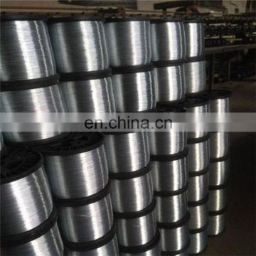 China Supplier For Scourer Wire 0.13Mm Galvanized Steel Raw Material