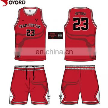 hot selling new-look basketball jersey&shorts