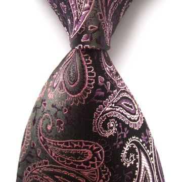 Adjustable Customized Mens Silk Necktie High Manscraft Standard Length