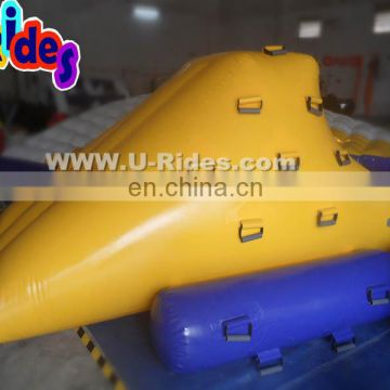 High quality Giant Commercial Aqua Inflatable Water Theme Park For Kids and Adults
