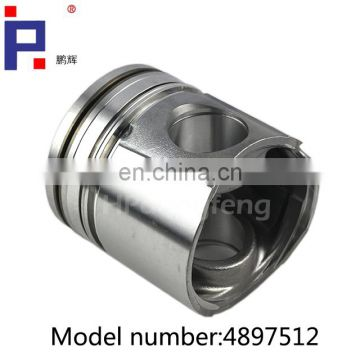 ISBe engine piston 4897512