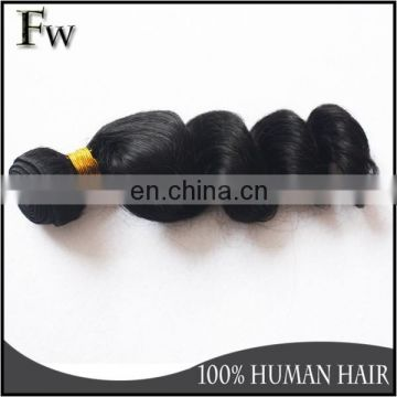 High quality grade 7a pakistan human hair extension unprocessed human hair