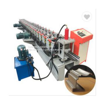 Fully Automatic Roller Shutter Slat Stamp Machine color steel roller shutter roll forming machine