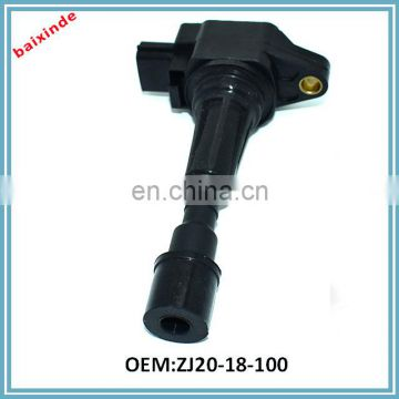High Quality Ignition coil for Mazda ZJ20-18-100 ZJ2018100