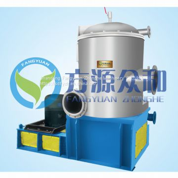 Upflow Pressure Screen for Waste Paper Pulp