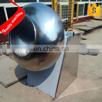Factory wholesale candy sugar coating pan candy sugar coating machine candy making equipment sugar coating machines