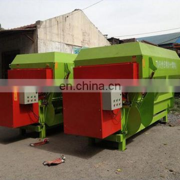 Horizontal Small Animal Feed Mixer Use in Animal Feed Production Line