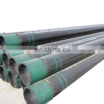 k55 oil well carbon steel casing pipe with stc end