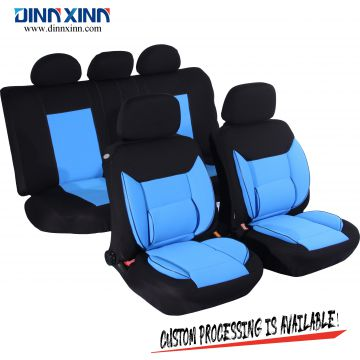 DinnXinn Mercedes 9 pcs full set Genuine Leather car seat cover set trading China