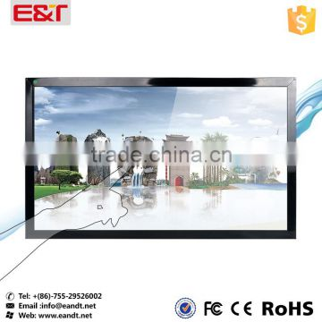 "USB port Infrared 32"" touch screen,IR touch screen overlay kit,ir touch panel frame for Kiosks"