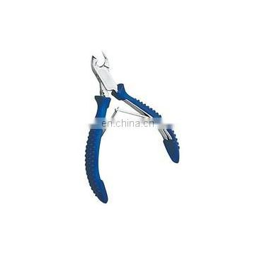 hot sale double spring cuticle nipper/whole sale price(PayPay Accept)