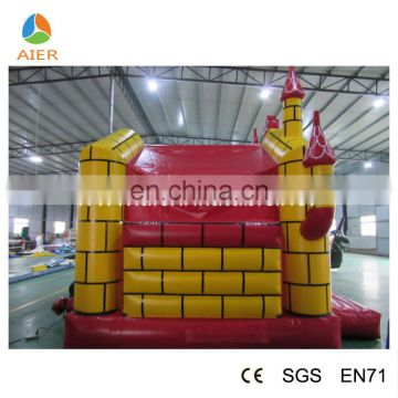2017 Aier inflatable slide combo/bouncy slide/castle slide inflatable inflatable castle with slide