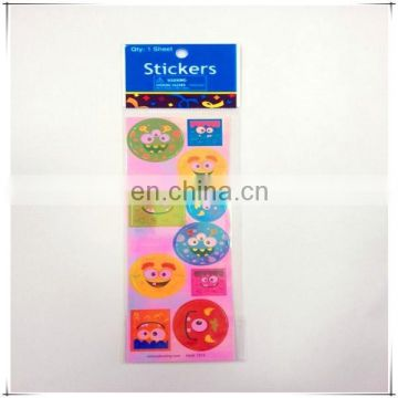 smile face stickers for kids